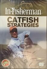 In-Fisherman Catfish Strategies - Catfishing Catfish Fishing DVD Video