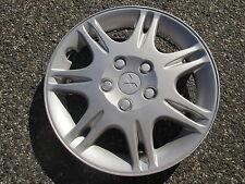 one genuine 1999 to 2003 Mitsubishi Galant hubcap wheel cover