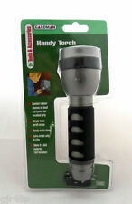 Gardman Handy Torch 9 LED Power Light Battery Operated With Handy Wrist Strap