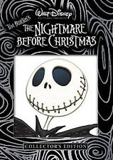 The Nightmare Before Christmas NEW DVD FREE SHIPPING!!