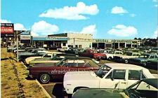 Photo.  1960s.  Philadelphia, Pennsylvania.  Gegnas Chrysler-Plymouth