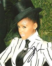 JANELLE MONAE SIGNED 8X10 PHOTO PROOF COA AUTOGRAPHED FUN TIGHTROPE WE ARE YOUNG