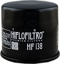 NEW HiFloFiltro Oil Filter HF138  SUZUKI FAST FREE SHIPPING