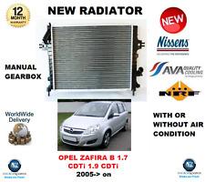 für Opel Zafira B 1.7 CDTI 1.9 CDTI 2005- > NEU Kühlung Kühler OE-Qualität