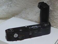 MACCHINA fotografica! testato Canon F-1N AE Motor Drive FN richiede solo pacco batteria al lavoro.