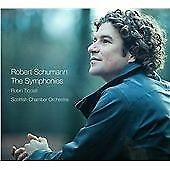 Schumann: The Symphonies, Robin Ticciati, Scottish Chamber CD | 0691062045025 |