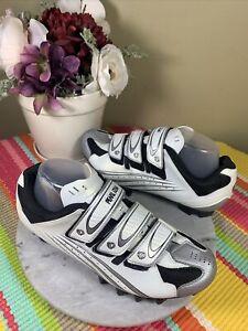 Pearl Izumi Two Volts Cycling Shoes Select MTB 5770 Women's Size US 9 EU 41 EUC