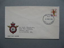 NEW ZEALAND, cover FDC 1966, flower