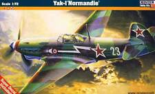 MC - Yakovlev Yak-1M Normandie Soviet WWII fighter Jäger Modell-Bausatz 1:72 kit