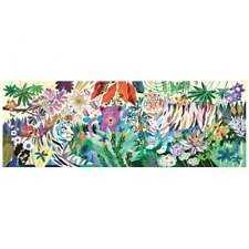 Djeco Puzzle Gallery 1000pc Rainbow Tigers