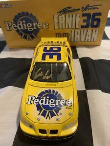 1999 Ernie Autographed #36 M&M Pedigree Pontiac 1/24