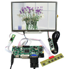 "HDMI VGA DVI Audio Controller Board 10.1"" B101UAN02.1 1920x1200 Resistive Touch"