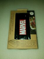NIP Marvel Comics classic red Logo 850 ml Bento Box Lunch Box By Skater Imported