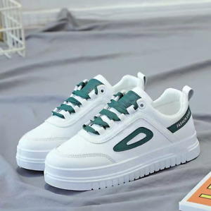 women's casual shoes low-top Breathable Platform shoes Large size sneakers