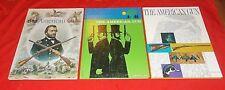 """""""The American Gun""""  *1961* (3 Vol. Set)  Hard Covers  VG+"""