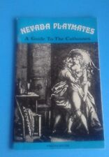 ~RARE~ NEVADA PLAYMATES (A GUIDE TO THE CATHOUSES) Collector's Condition