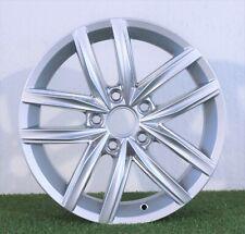 "Cerchio in lega originale Volkswagen 16"" Golf 7 Sportsvan 5G0601025CS 6,5J ET 46"