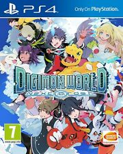 Digimon World: Next Order (Playstation 4) NEW & Sealed - Despatched from UK
