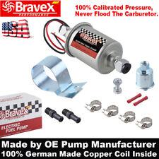 Bravex 12V Electric Fuel Pump 5-9 PSI Boat Cars Trucks Generators E8012S Truck
