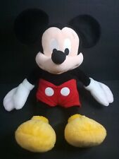 """New listing Disney Store Mickey Mouse - Plush 18"""" - Exclusive - Authentic Stuffed Animal Toy"""