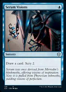 MTG Commander 2021 C21 Uncommon Cards Magic the Gathering