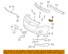 TOYOTA OEM 09-10 Corolla Front Bumper-Side Retainer Bracket Left 5211602130