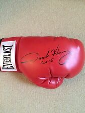 Oscar De la Hoya Signed Boxing Glove With Certificate Of Authenticity Letter!