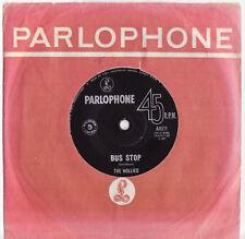 THE HOLLIES - BUS STOP  Very rare original 1966 Aussie Single Release!