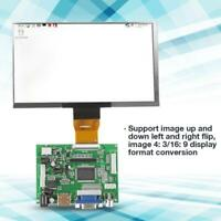 7 Inch Display HDMI 1024*600 LCD with HDMI VGA Monitor for Raspberry Pi 3/2