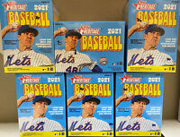 2021 Topps Heritage Baseball NEW, FACTORY SEALED BLASTER BOX LOT of (6) Boxes