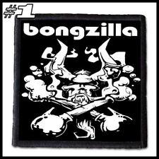 BONGZILLA  --- Patch / Aufnäher --- Various Designs
