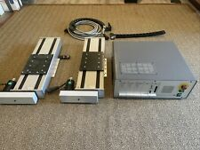 Isel Automation C142 4 Controller With 2x 230101 Motorized Linear Positioners Xy