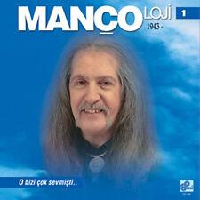 """BARIŞ MANÇO """" MANÇOLOJİ 1-2 """" Turkish Pop LP Vinyl PLAK"""