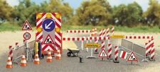 HO Scale Accessories - 6048 -  Road Construction Set - Kit