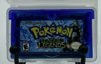 Pokemon League of Legends Version Completed for Gameboy Advance | US Seller