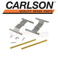 Carlson Front Disc Brake Hardware Kit for 2006-2018 Lexus IS350  - Pad mq