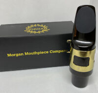 Morgan Jazz Large Chamber 8*L (.105) Tenor Saxophone Mouthpiece (NOS)