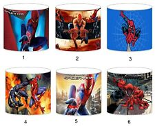 Amazing Spiderman Spider-Man Lampshades Ceiling Light Table Lamp Bedding
