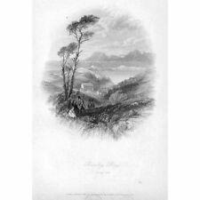 L'Irlanda Baia di Bantry, CO Cork-antica stampa 1838