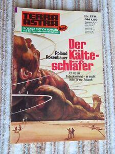 Moewig Verlag - Science Fiction TOP TERRA ASTRA Nr. 278