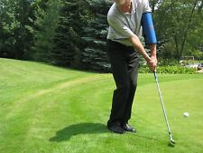 """Golf Training Aid-THE CHIPPING YIPS""""-Get Help From The """"Straight Arm""""-standard"""