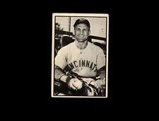 1953 Bowman B & W 7 Andy Seminick VG #D1,007599
