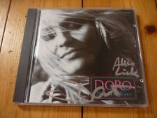 Doro - True at Heart / VERTIGO RECORDS CD 1991 (510 102-2) MIT AUTOGRAMM!