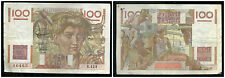 100 francs JEUNE PAYSAN  2 11 1951    ( 46465 )
