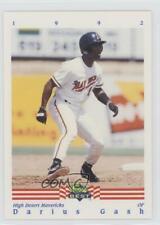 1992 Classic Best Minor League Darius Gash #2