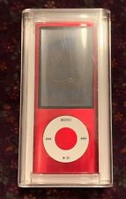 Apple iPod nano 5th Generation Red (16 GB) New Open - NRFB