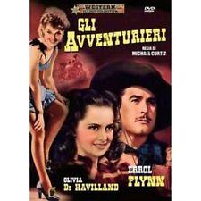 Dvd GLI AVVENTURIERI - (1939) Western ** A&R Productions ** ......NUOVO