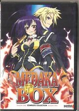 MEDAKA BOX COMPLETE ANIME COLLECTION NEW (DVD, 2016, 5DISK SET) BRAND NEW&SEALED