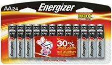 Energizer Max AA Batteries - 24 Count FREE SHIPPING !!!