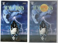 Guns N Roses #1 & 2 Limited Collection pack SEALED + Trading Card Edition #2